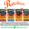 Coklat Rocklate Oleh-Oleh Batam