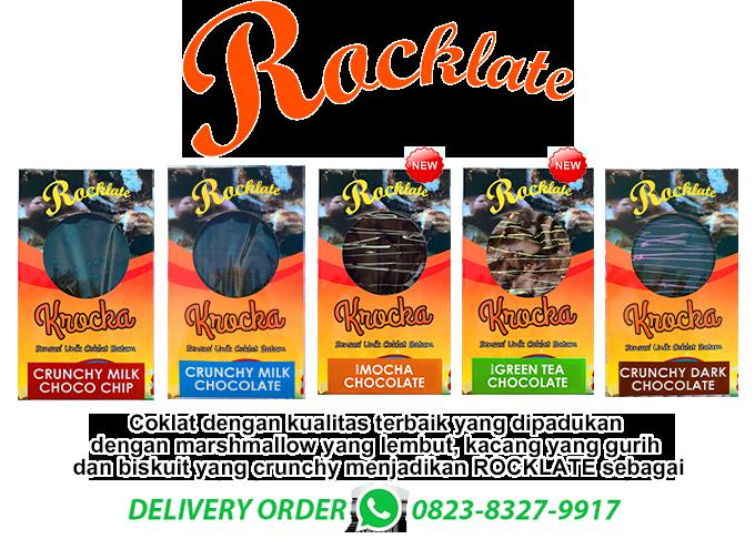 Coklat Rocklate - Sensasi Unik Coklat Batam - Oleh-Oleh Batam