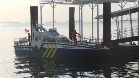 Kapal Baru Patroli Imigrasi Batam
