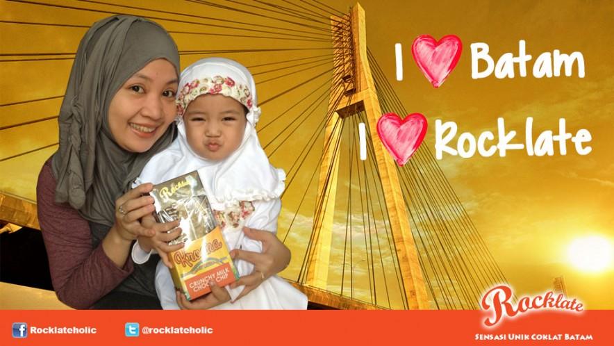 I Love Batam, I Love Rocklate