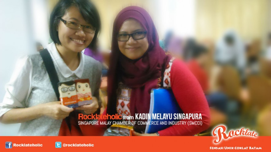 Rocklateholic from Kadin Singapora